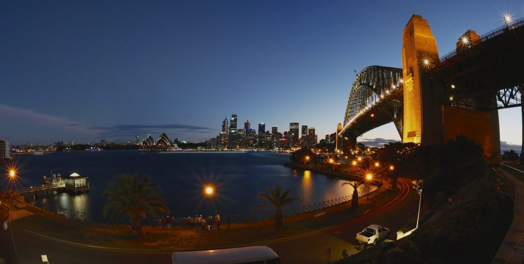 Sydney Harbour from Kiribilli  Buy Now