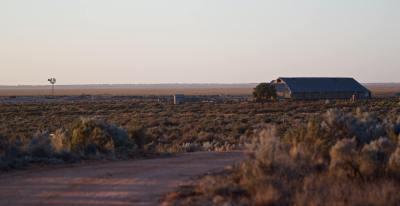 Mungo National Park  Mungo woolshed Buy Now