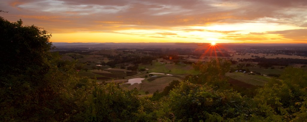Hunter Valley sunrise      Buy Now