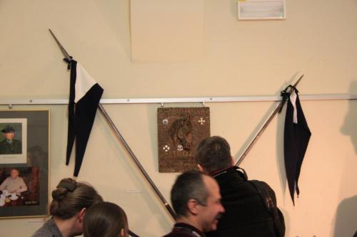 11.03.2014 r. Otwarcie wystawy Ułani z Wołynia 055