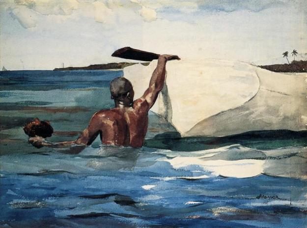 Homer_Winslow_The_Sponge_Diver