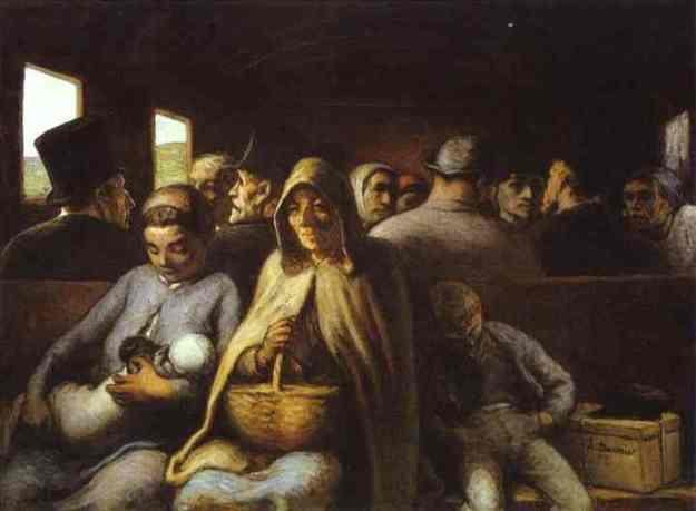honore-daumier-a-wagon-of-the-third-class
