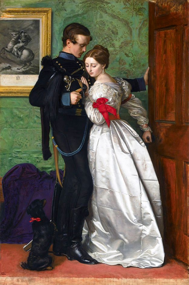 John_Everett_Millais_The_Black_Brunswicker