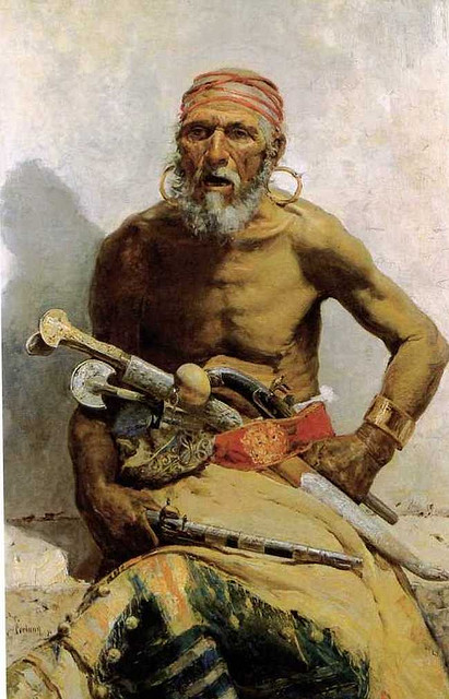 Mariano Fortuny-arabic_chief-1874