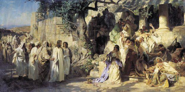 Semiradsky_Christ_and_Sinner