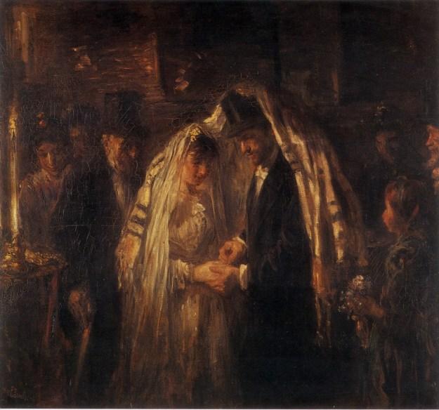 jozef-israels-joodse-bruiloft-1903