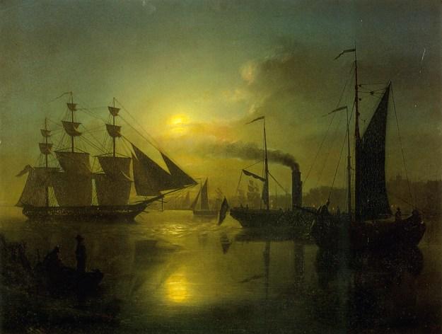 the_moonlit_harbour