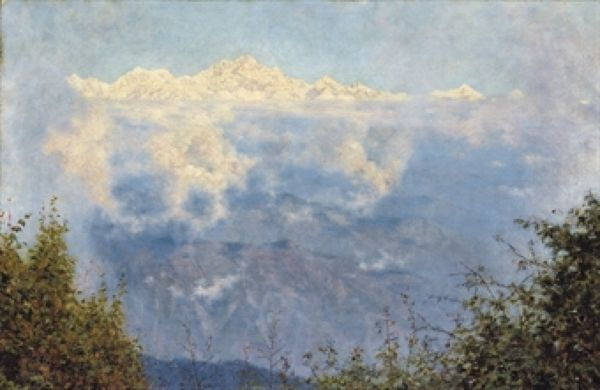 kanchenjunga _vereshchagin