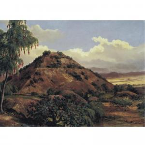 gros_baron_jean_baptiste-the_pyramid_of_the_sun_teotihuacan