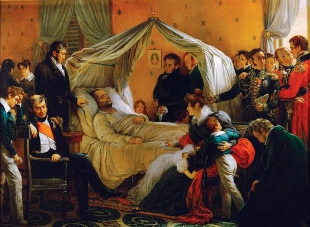 deathbed-napoleon-steuben