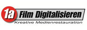 Logo 1a film digitalisieren