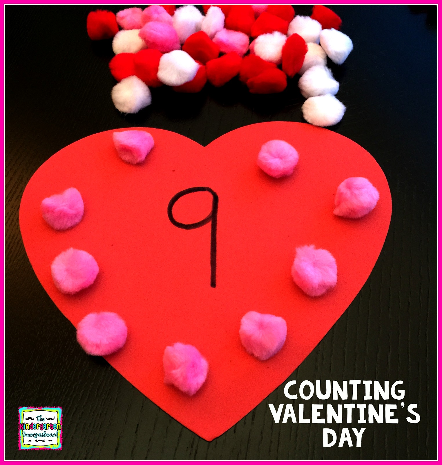 Simple Valentine S Day Math Activity