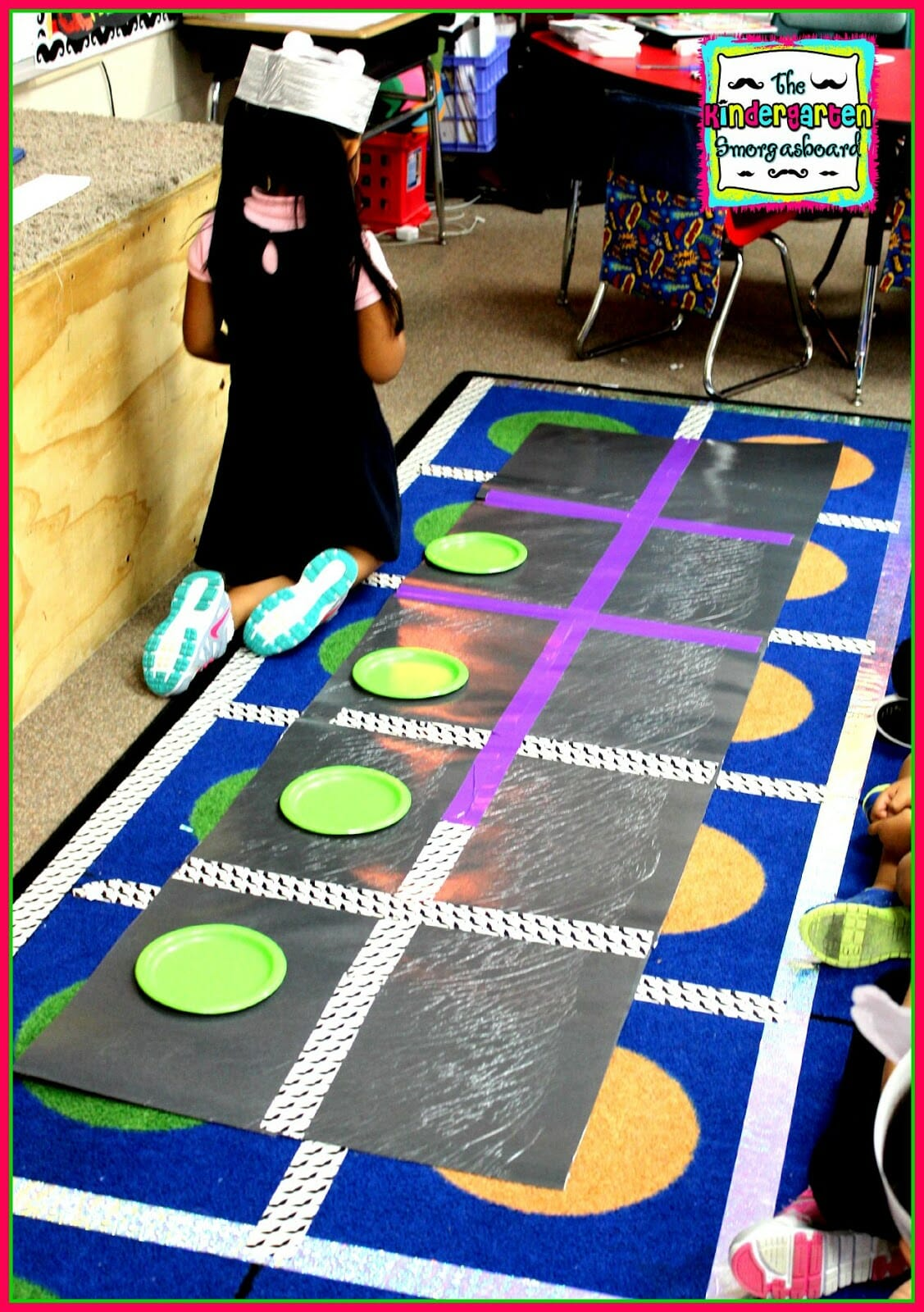 Counting With Ten Frames The Kindergarten Smorgasboard
