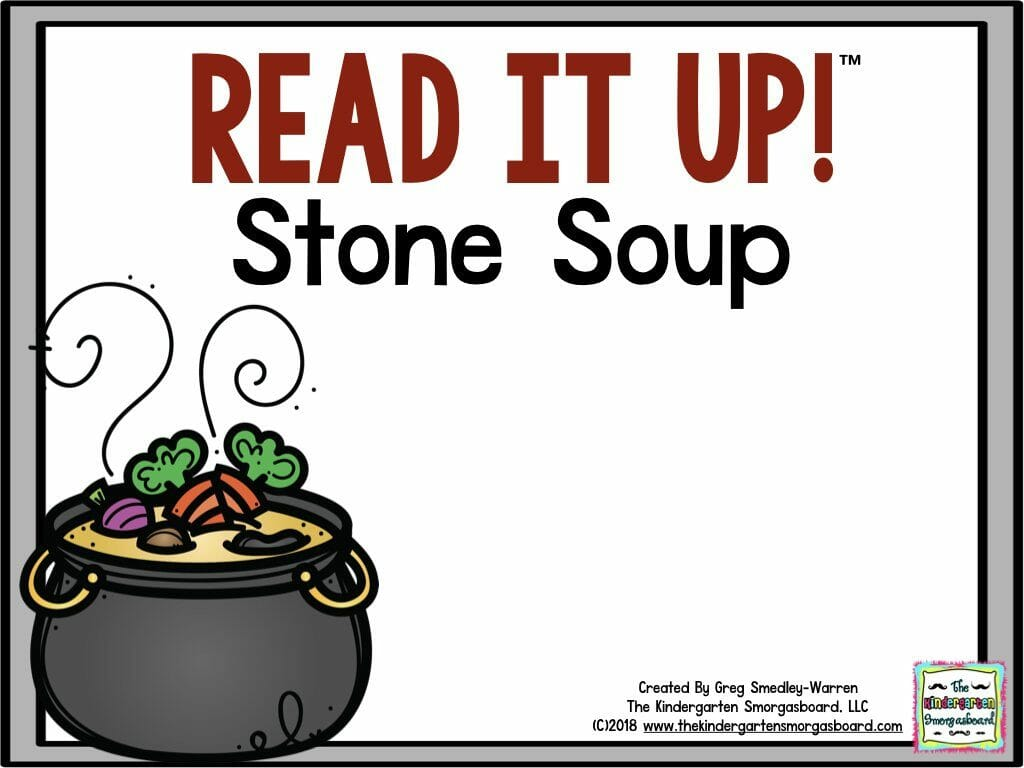 Stone Soup Schedulin Sunday