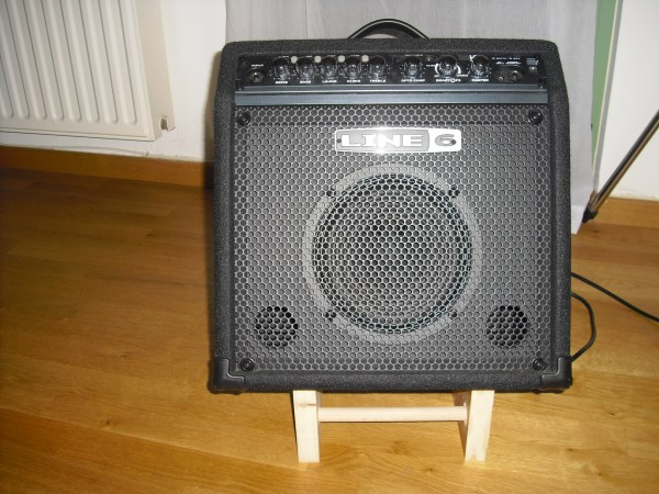 Simple Bass Amp Stand   Make: DIY Projects, How-Tos ...