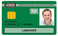 CSCS card training course