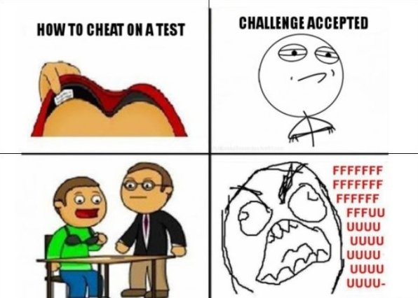 Funny – How To Cheat On A Test