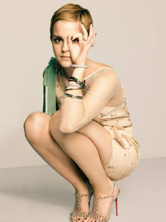Emma-Watson-Sexy-Short-Haircut