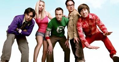 The Big Bang Theory #3