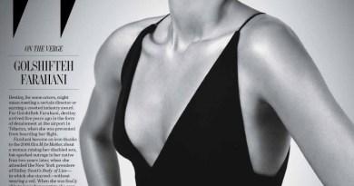 Iranian actress: Golshifteh Farahani