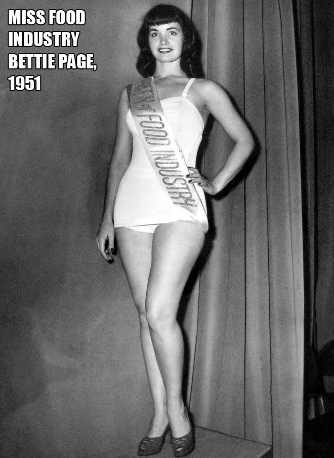 Queen of Food Industry, 1951