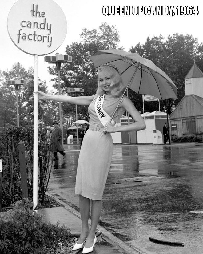 Miss Candy, 1964