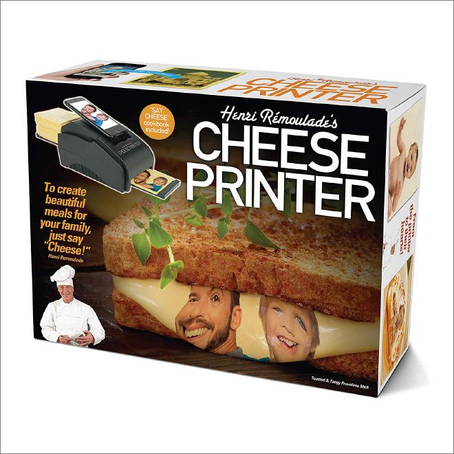 Cheese Printer.