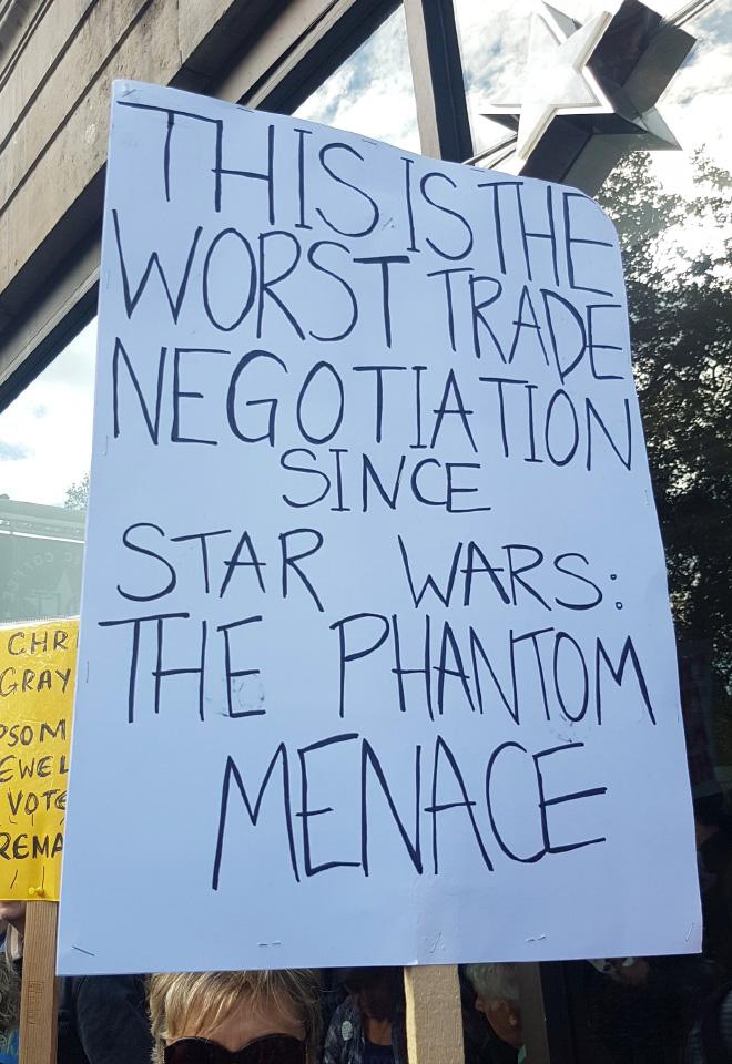 This trade negotiation sux.