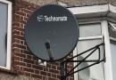 Oi Satellite Dish!