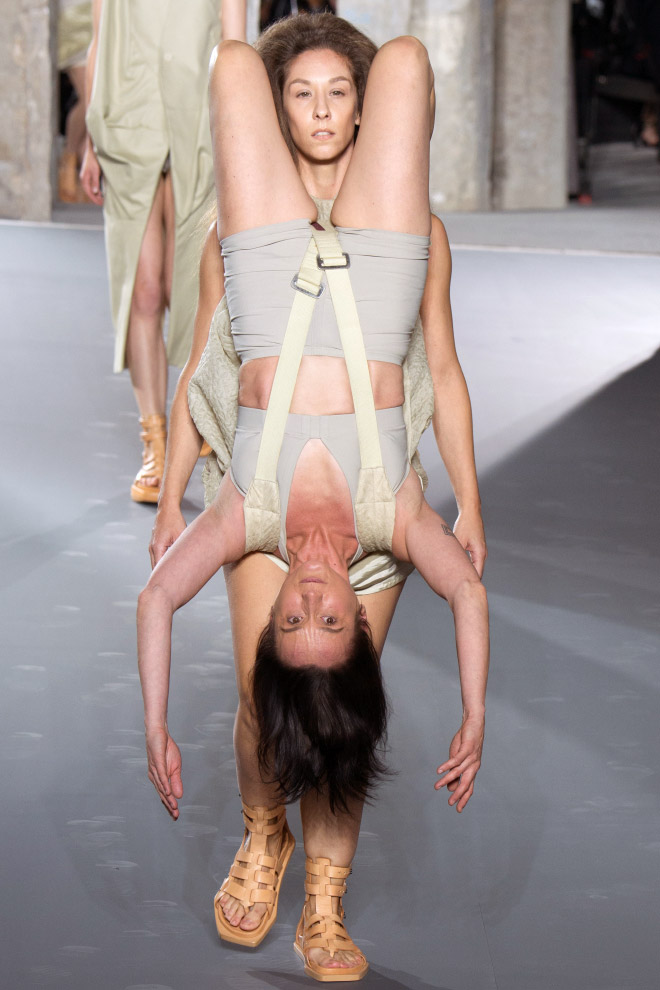 Have fashion designers gone completely mad?