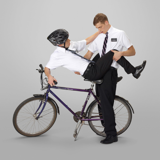 This is how Mormons do it.