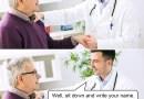 Doctor, I Swallowed a Pen