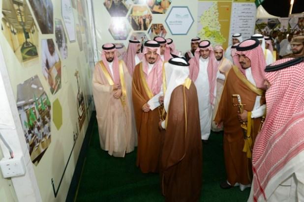 JBR 1586 - أمير منطقة عسير يدشن مشاريع تنموية بمحافظة محايل