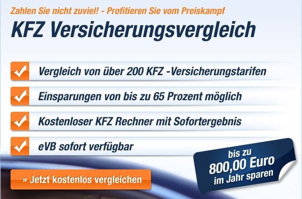Kfz-Versicherung Spar-Tarife