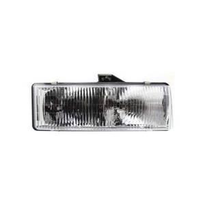 19952005 GMC Safari Headlight W Bracket R Passenger