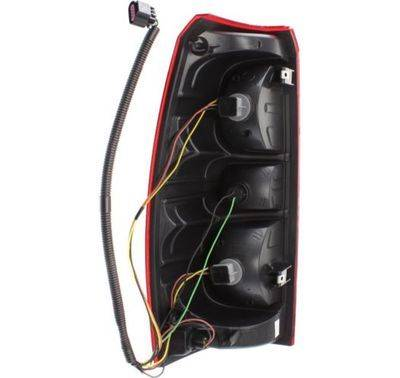 2007 2013 Avalanche Tail Light R