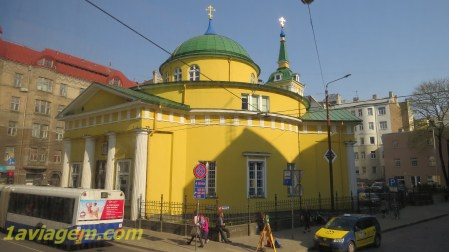 十字架の屋根