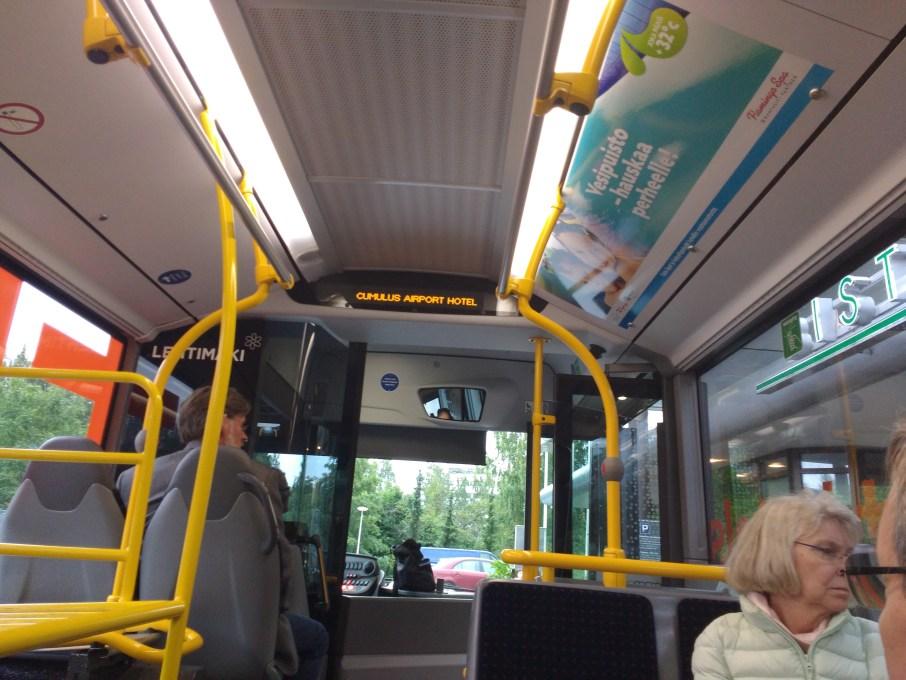 Ônibus grátis