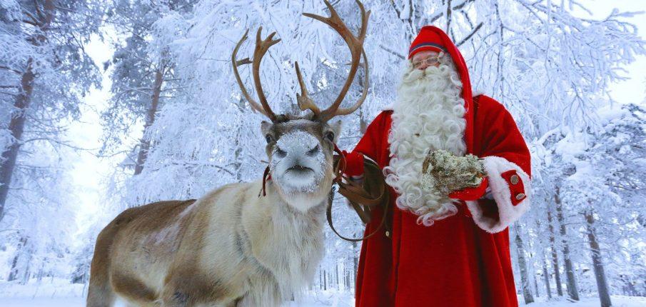 Imagem do Santa Claus Village