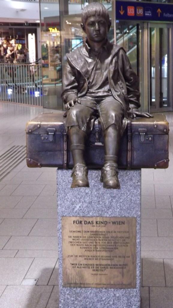 Monumento às crianças salvas