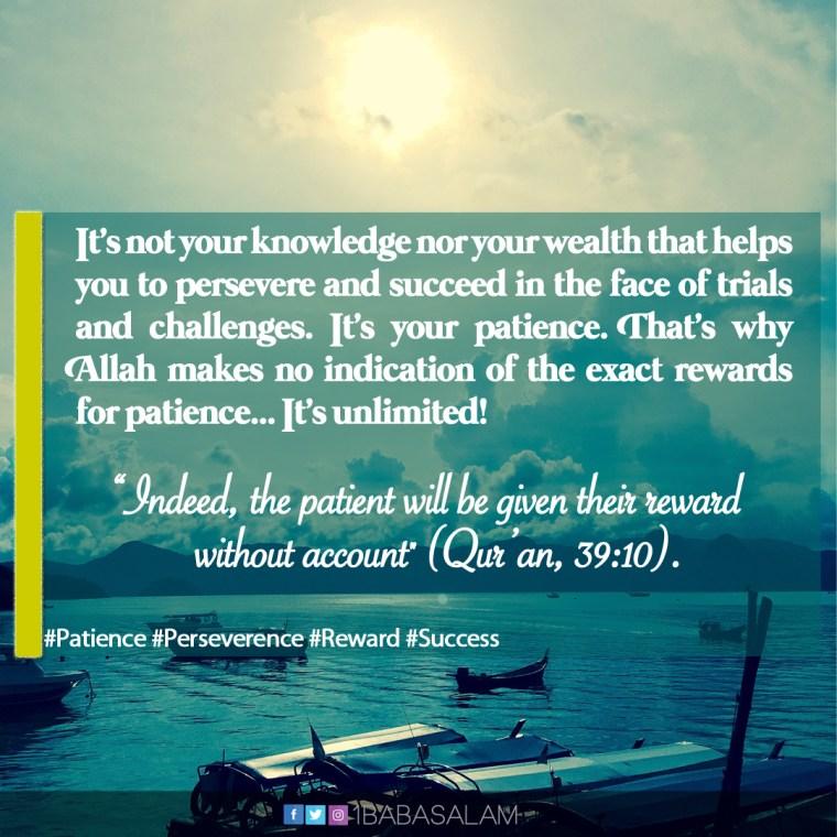 Patience - 1BabaSalam.com