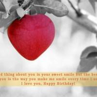 Long Distance Romantic Birthday Wishes for Boyfriend
