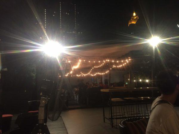 【接待に最適】タイ バンコクの格安屋上バー「amBar」~フォーポイント バイ シェラトン屋上~