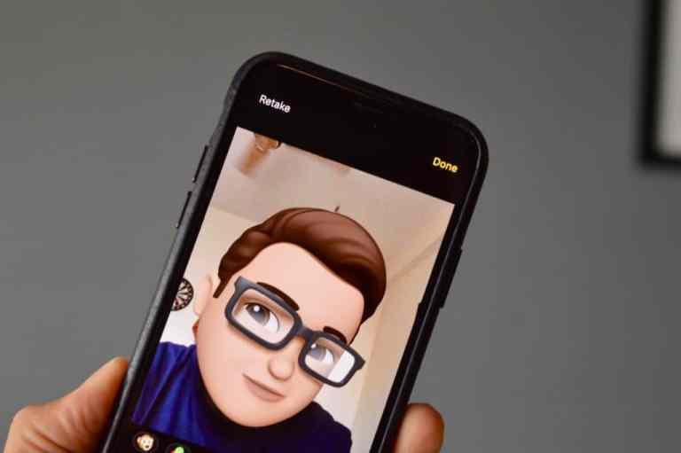 Как использовать новые эффекты камеры в iOS 12 в сообщениях