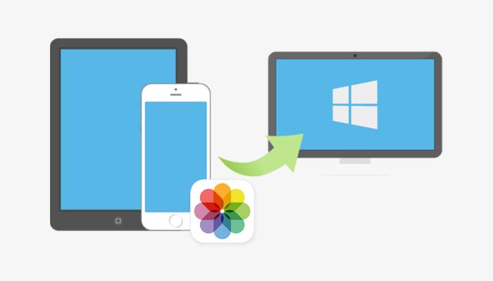 Как сделать резервную копию фотографий с iPhone на внешний жесткий диск в Windows