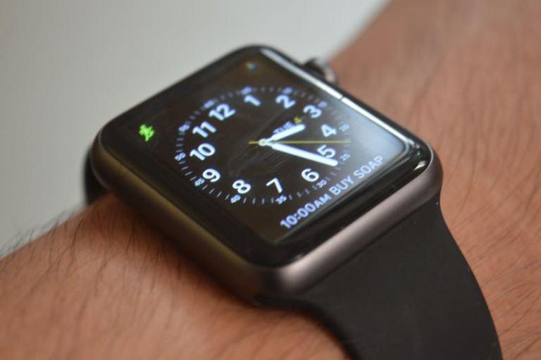 Как использовать режим театра в Apple Watch