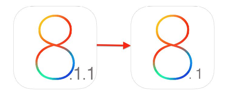 Как перейти с iOS 8.1.1 на iOS 8.1