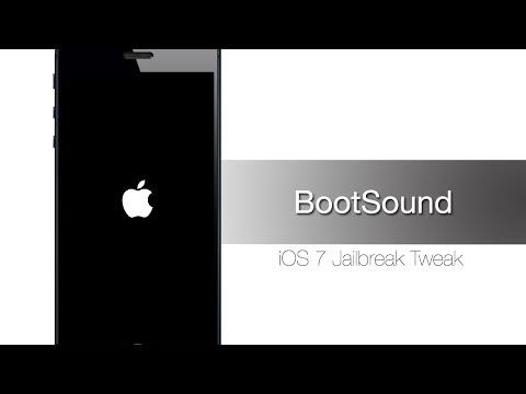 Как добавить звук при запуске на ваш iPhone