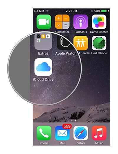 Как включить и использовать приложение iCloud Drive на iOS 9