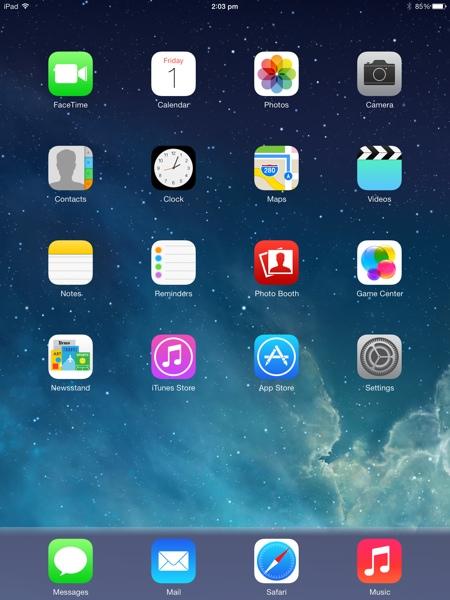 Как настроить и начать использовать iPad Air